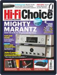 Hi-Fi Choice (Digital) Subscription November 1st, 2020 Issue