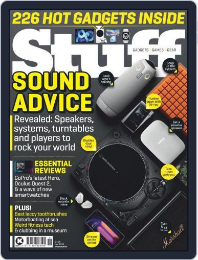 Stuff UK (Digital) November 1st, 2020 Issue Cover