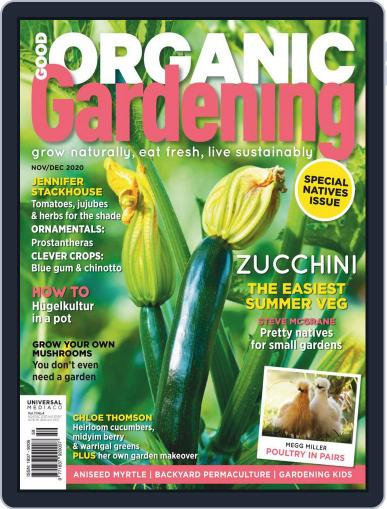 Good Organic Gardening (Digital) November 1st, 2020 Issue Cover