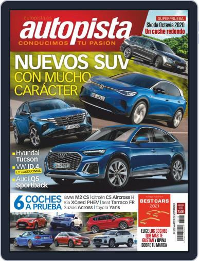 Autopista (Digital) September 29th, 2020 Issue Cover
