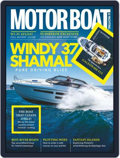 Motor Boat & Yachting (Digital) November 1st, 2020 Issue Cover