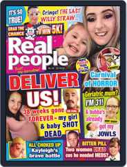 Real People (Digital) Subscription October 22nd, 2020 Issue