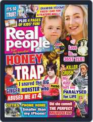 Real People (Digital) Subscription October 15th, 2020 Issue