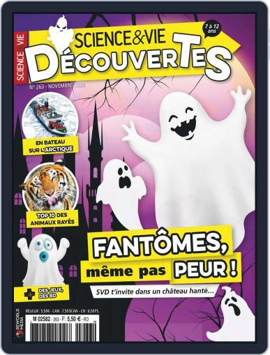 Science & Vie Découvertes (Digital) November 1st, 2020 Issue Cover