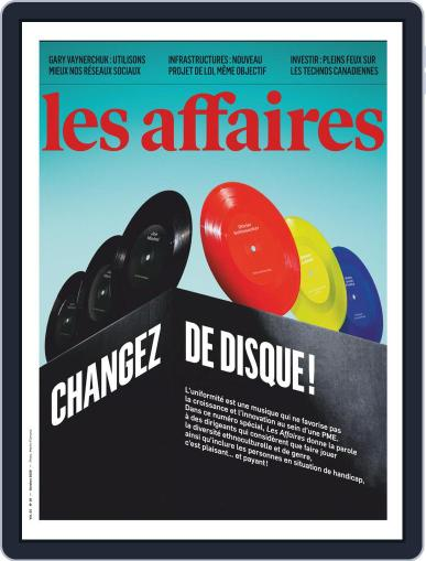 Les Affaires (Digital) October 1st, 2020 Issue Cover