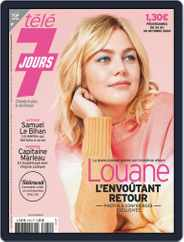 Télé 7 Jours (Digital) Subscription October 24th, 2020 Issue