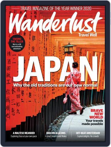 Wanderlust (Digital) November 1st, 2020 Issue Cover