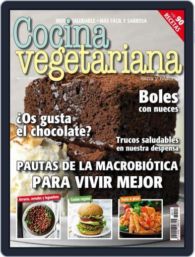 Cocina Vegetariana October 1st, 2020 Digital Back Issue Cover