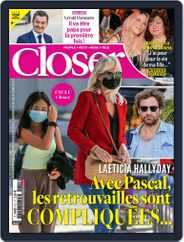 Closer France (Digital) Subscription October 16th, 2020 Issue