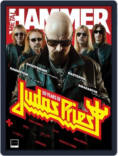 Metal Hammer UK November 1st, 2020 Digital Back Issue Cover