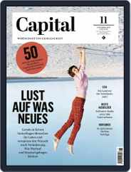 Capital Germany (Digital) Subscription November 1st, 2020 Issue