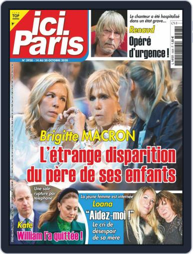 Ici Paris October 14th, 2020 Digital Back Issue Cover