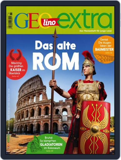 GEOlino Extra October 1st, 2020 Digital Back Issue Cover