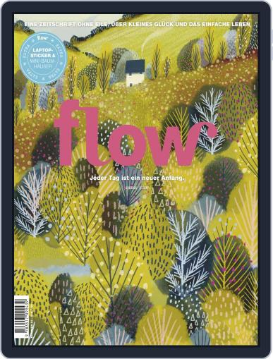 Flow (Digital) September 1st, 2020 Issue Cover