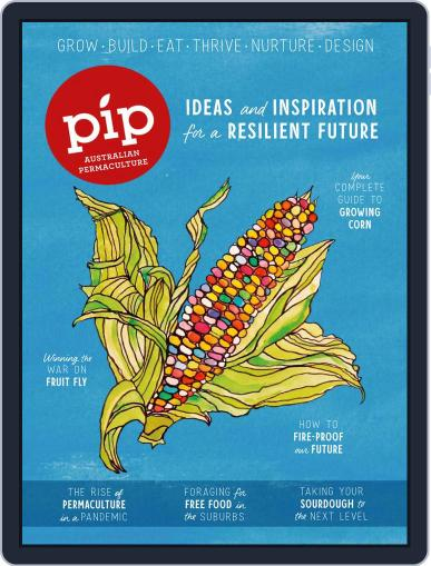 Pip (Digital) October 2nd, 2020 Issue Cover