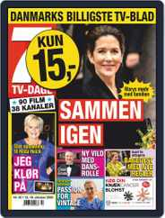 7 TV-Dage (Digital) Subscription October 12th, 2020 Issue
