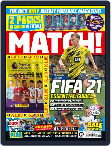 MATCH! (Digital) October 6th, 2020 Issue Cover