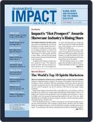 Shanken's Impact Newsletter (Digital) Subscription September 1st, 2020 Issue