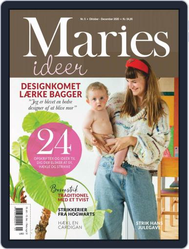 Maries Ideer (Digital) November 1st, 2020 Issue Cover
