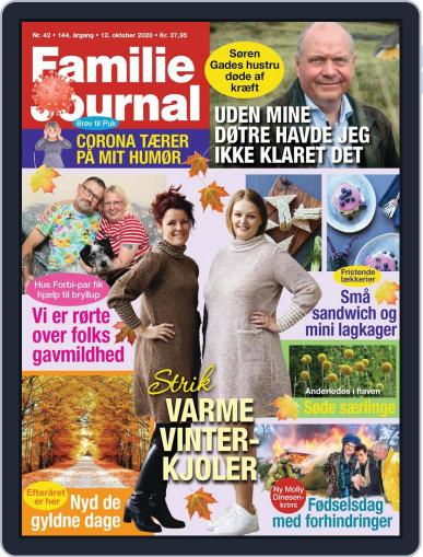 Familie Journal (Digital) October 12th, 2020 Issue Cover