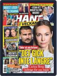Hänt i Veckan (Digital) Subscription October 14th, 2020 Issue