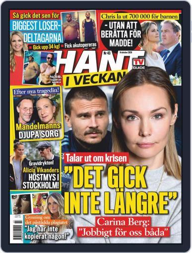 Hänt i Veckan (Digital) October 14th, 2020 Issue Cover