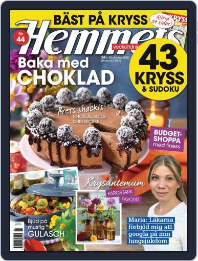Hemmets Veckotidning October 1st, 2020 Digital Back Issue Cover