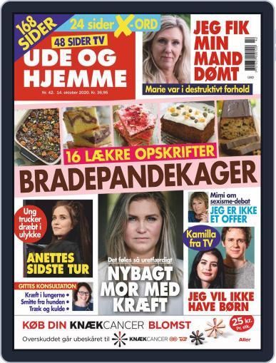 Ude og Hjemme (Digital) October 14th, 2020 Issue Cover