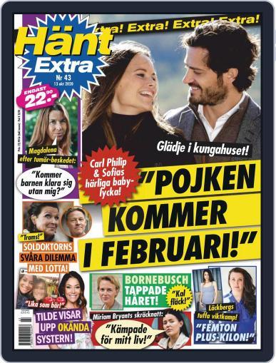 Hänt Extra October 13th, 2020 Digital Back Issue Cover