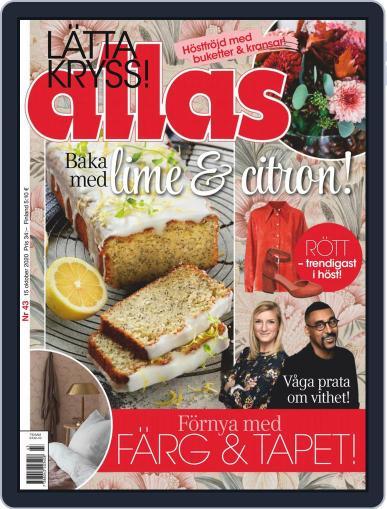 Allas October 15th, 2020 Digital Back Issue Cover