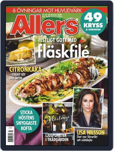 Allers October 1st, 2020 Digital Back Issue Cover