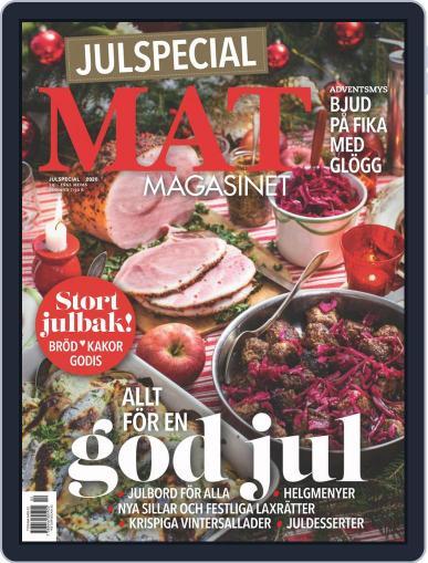 Matmagasinet (Digital) November 1st, 2020 Issue Cover