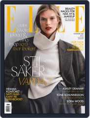 ELLE Sverige (Digital) Subscription November 1st, 2020 Issue