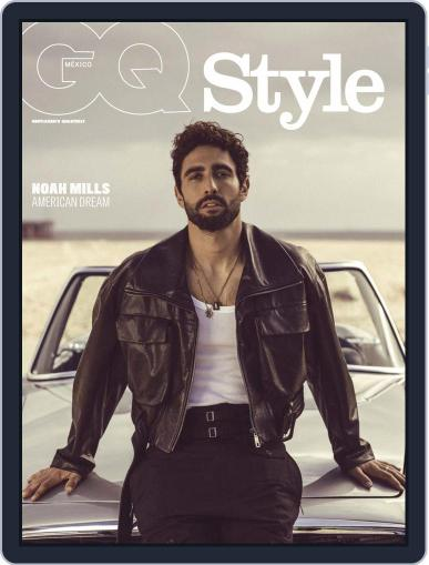 GQ Style México (Digital) March 18th, 2020 Issue Cover