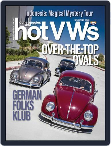 dune buggies and hotVWs (Digital) November 1st, 2020 Issue Cover