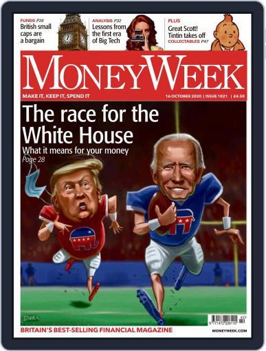 MoneyWeek October 16th, 2020 Digital Back Issue Cover