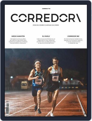 CORREDOR October 1st, 2020 Digital Back Issue Cover