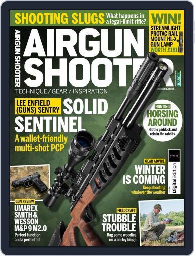 Airgun Shooter November 1st, 2020 Digital Back Issue Cover