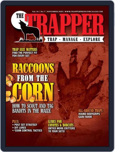 Trapper & Predator Caller (Digital) November 1st, 2020 Issue Cover