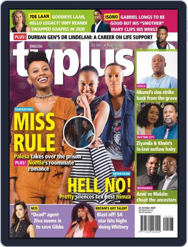 TV Plus English (Digital) October 22nd, 2020 Issue Cover