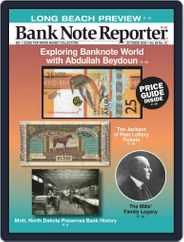 Banknote Reporter (Digital) Subscription October 1st, 2020 Issue
