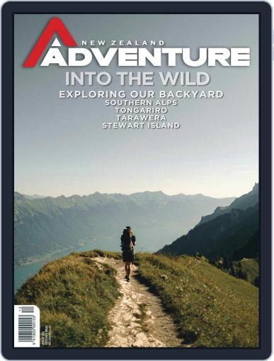 Adventure October 1st, 2020 Digital Back Issue Cover