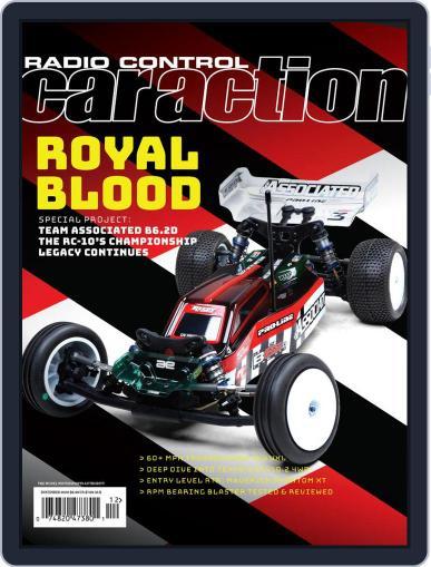 RC Car Action November 1st, 2020 Digital Back Issue Cover