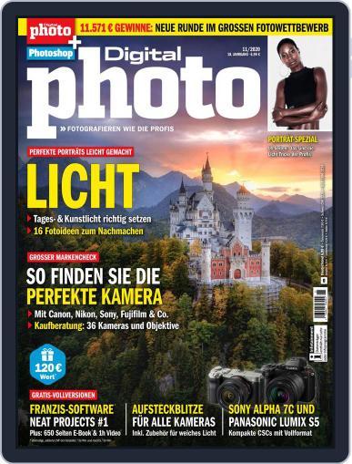 DigitalPhoto November 1st, 2020 Digital Back Issue Cover