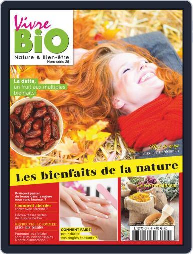 Vivre Bio October 1st, 2020 Digital Back Issue Cover