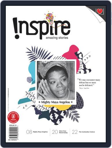 Inspire (Digital) October 7th, 2020 Issue Cover