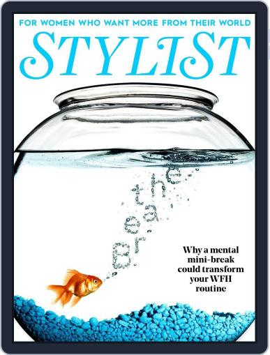 Stylist (Digital) October 7th, 2020 Issue Cover