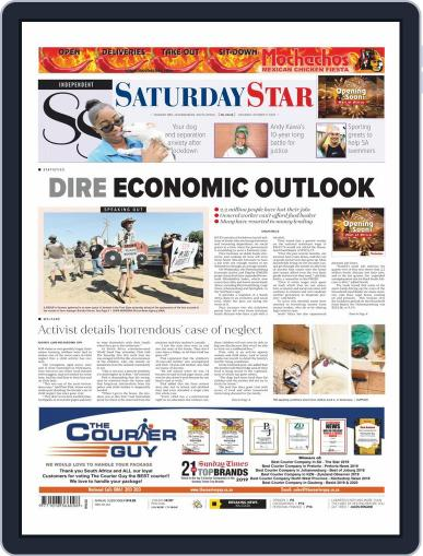 Saturday Star (Digital) October 17th, 2020 Issue Cover