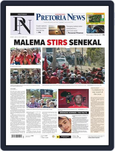 Pretoria News Weekend (Digital) October 17th, 2020 Issue Cover