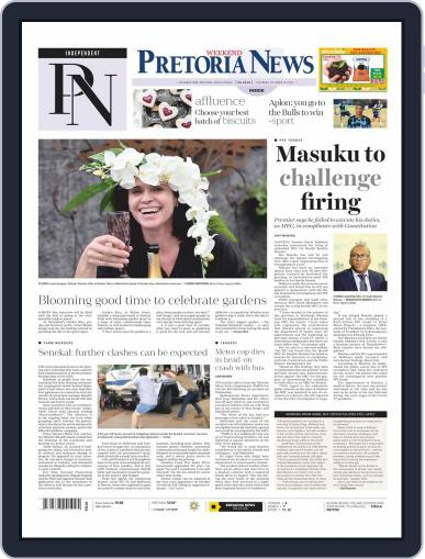 Pretoria News Weekend (Digital) October 10th, 2020 Issue Cover